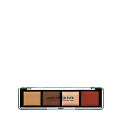 MAKE UP FOR EVER - 'Pro Sculpting' face palette tan 4 x 2.5g