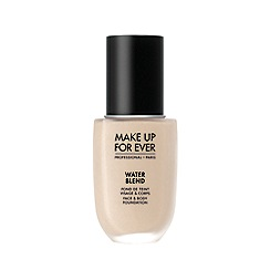 MAKE UP FOR EVER - 'Water Blend' Foundation