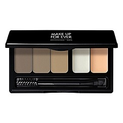 MAKE UP FOR EVER - 'Pro Sculpting Brow Palette H1' kit