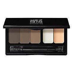 MAKE UP FOR EVER - 'Pro Sculpting Brow Palette H2' kit
