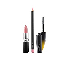 MAC Cosmetics - Lip + Lash Kit- Pink