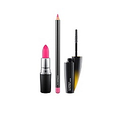 MAC Cosmetics - Lip + Lash Kit- Rose