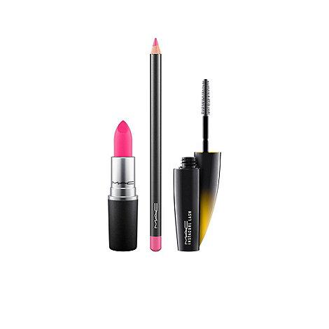 MAC Cosmetics - Lip + Lash Kit- Rose