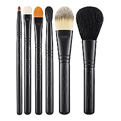 MAC Cosmetics - Look in a Box brush kit - Basic
