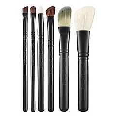 MAC Cosmetics - Look in a Box brush kit - Advanced