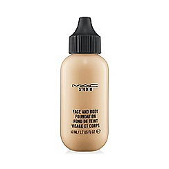 MAC Cosmetics - 'Studio Face And Body' liquid foundation 50ml