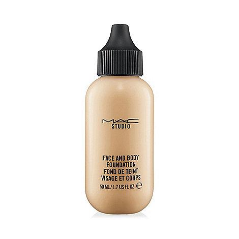 MAC Cosmetics - +Studio Face And Body+ liquid foundation 50ml