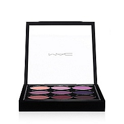 MAC Cosmetics - Eyeshadow x 9 - Purple