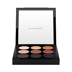 MAC Cosmetics - Eye Shadow x 9: Semi-Sweet Times Nine