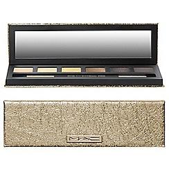 MAC Cosmetics - 'Snow Ball' compact gold eye shadow palette