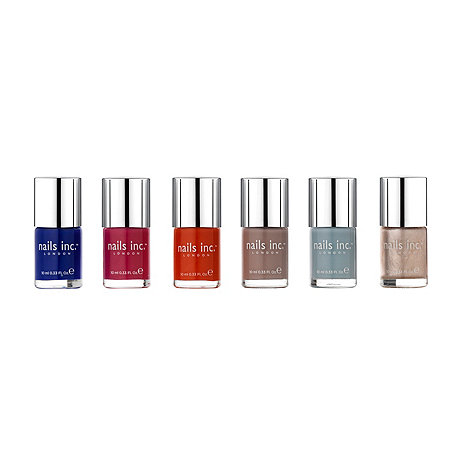 Nails Inc. - Debenhams Exclusive Nails Inc Style collection