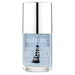 Nails Inc. - Kensington Caviar Plumping Top Coat 10ml