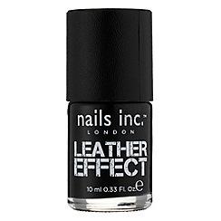 Nails Inc. - Nails Inc Noho Leather polish 10ml