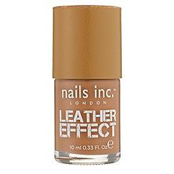 Nails Inc. - Nails Inc Soho Mews Leather polish 10ml