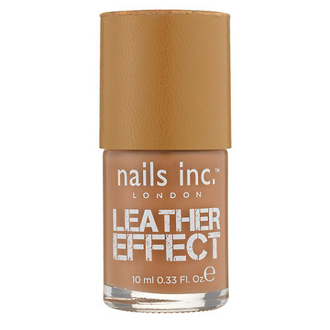 Nails Inc. - Nails Inc Soho Mews Leather polish 10ml