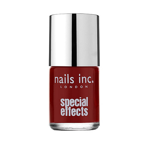 Nails Inc. - Nails inc Brixton crackle top coat 10ml