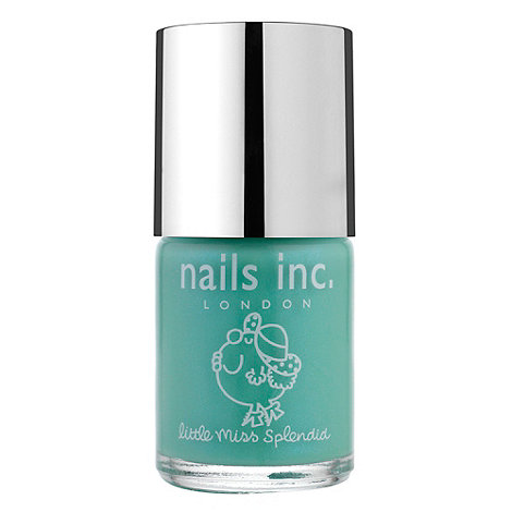 Nails Inc. - Limited edition +Little Miss+ splendid nail polish 10ml