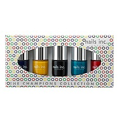 Nails Inc. - Nails inc The Champions collection ml