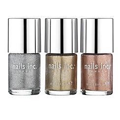 Nails Inc. - Nails inc Metallics collection