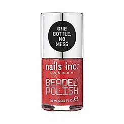 Nails Inc. - Hampstead beaded polish 10ml