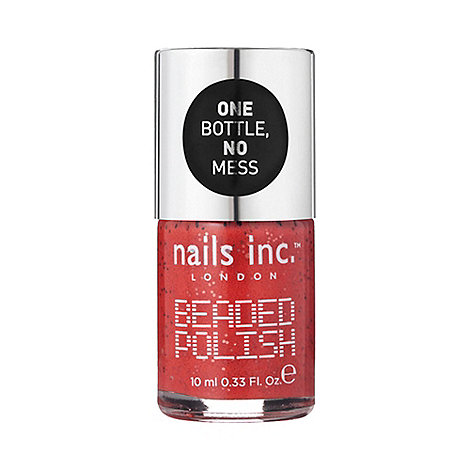 Nails Inc. - Hampstead beaded nail polish 10ml