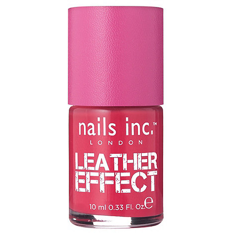 Nails Inc. - Ladbroke Grove leather polish 10ml