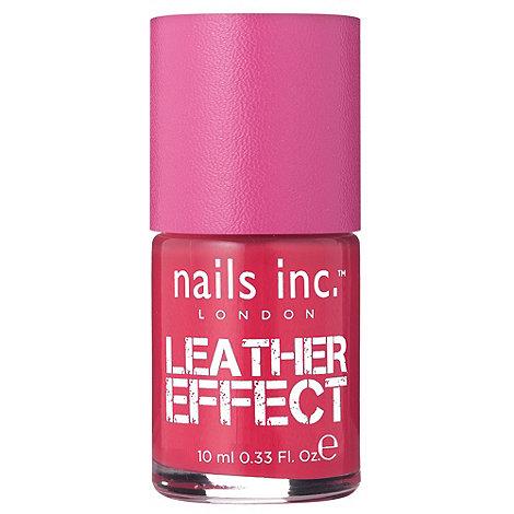 Nails Inc. - Ladbroke Grove leather nail polish 10ml