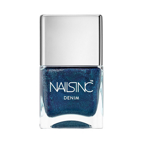Nails Inc. - Bermondsey denim polish 10ml