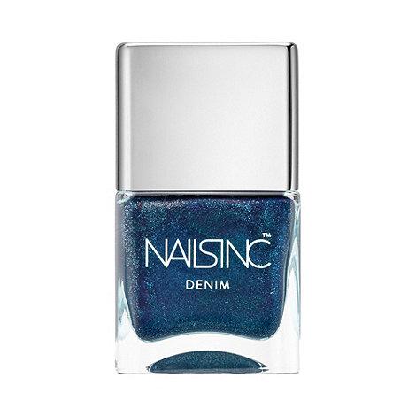 Nails Inc. - Bermondsey denim nail polish 10ml