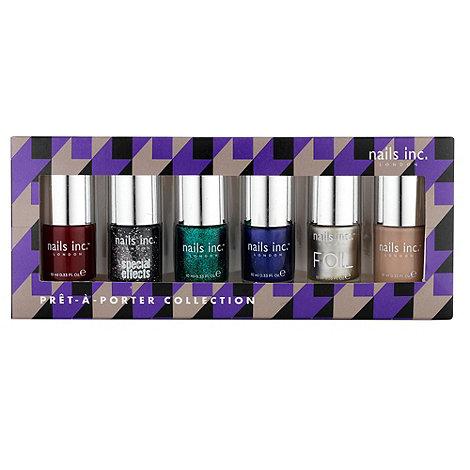 Nails Inc. - +Pret A Porter+ nails gift set