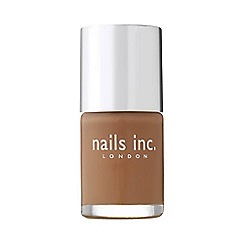 Nails Inc. - Cadogan square camel nail polish