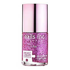 Nails Inc. - Nails inc Pinkie Pink polish 10ml