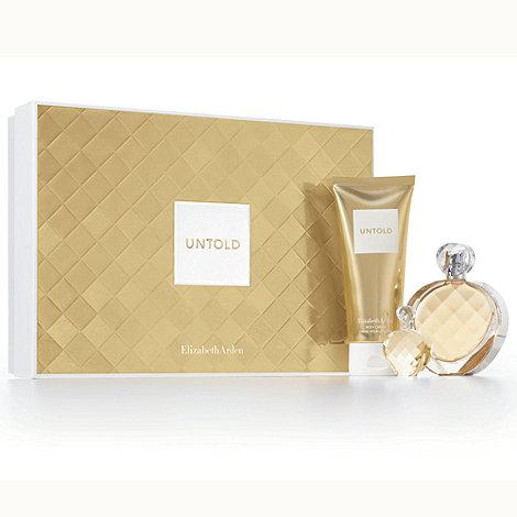 Elizabeth Arden - +Untold+ eau de parfum gift set