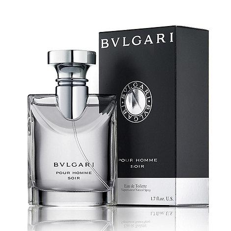 BVLGARI - Homme soir Eau De Toilette 50ml