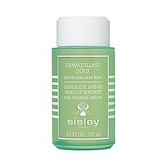 Sisley - Gentle Eye & Lip Make up Remover 125ml