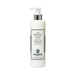 Sisley - Cleansing Milk with Sage 250ml