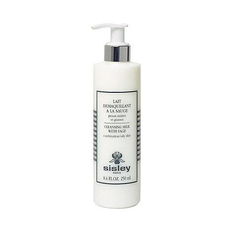 Sisley - Cleansing Milk with Sage 250ml