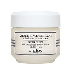 Sisley - Botanical Night Treatment with Collagen and Woodmallow 50ml