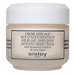 Sisley - 'Intensive' night cream 50ml