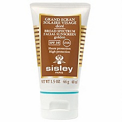 Sisley - Broad Spectrum Facial Sunscreen SPF 30 - Golden 40ml