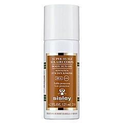 Sisley - Body Sun Oil SPF 6 125ml