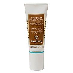 Sisley - Broad Spectrum Facial Suncreen SPF 50+ 40ml