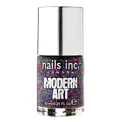 Nails Inc. - Bankside modern art polish