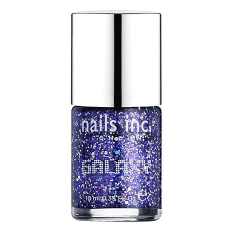 Nails Inc. - Westminster Bridge Road galaxy nail polish 10ml