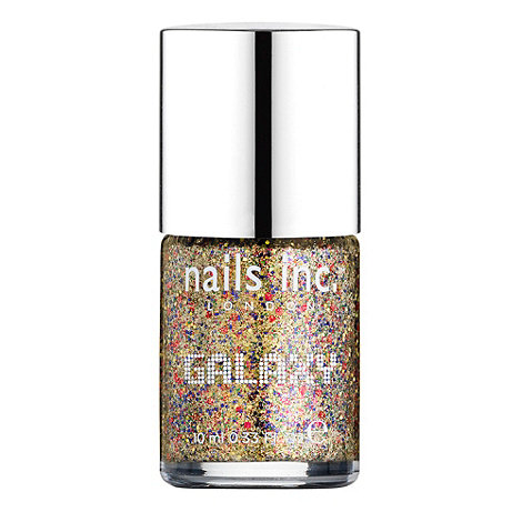 Nails Inc. - Knightsbridge Road galaxy polish