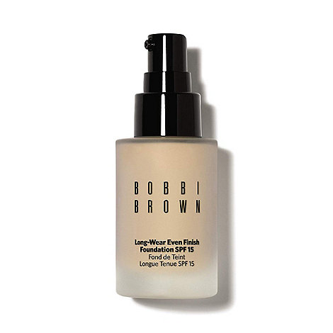 Bobbi Brown - Long-Wear Even Finish Foundation SPF 15