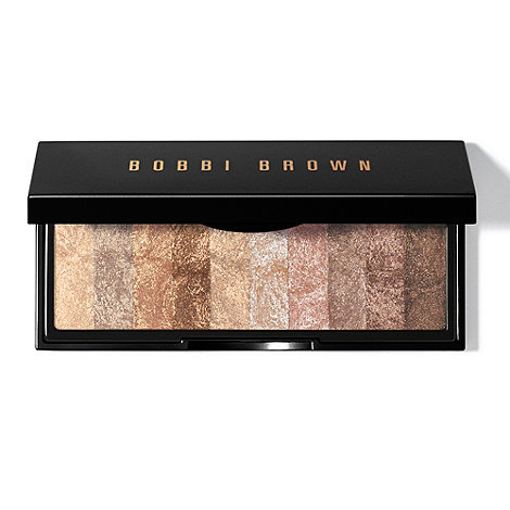 Bobbi Brown - Shimmer Brick Eye Palette - Raw Sugar