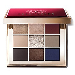Bobbi Brown - Limited edition 'Caviar & Rubies' eye shadow palette