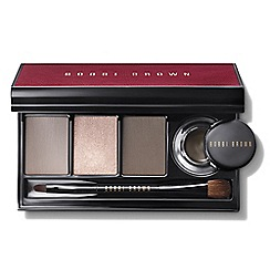 Bobbi Brown - Limited edition 'Satin & Caviar Shadow' & 'Long Wear' gel eyeliner palette