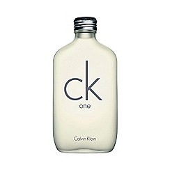 Calvin Klein - 'Ck One' eau de toilette